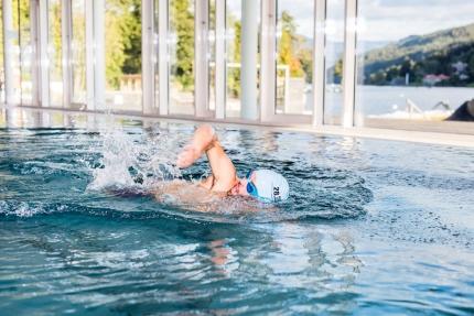 Hallenbad am Millstätter See – Urlaub in Kärnten am See – Pension Elisabeth