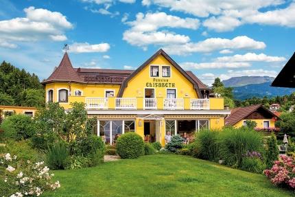 Pension Elisabeth – Pension am Millstätter See – Urlaub in Kärnten