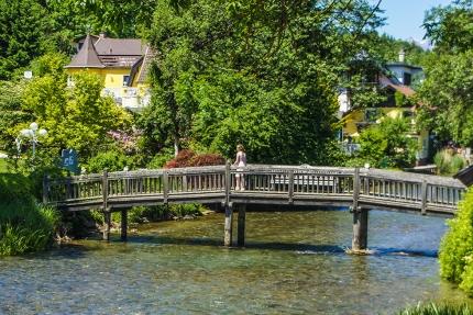 Seeablauf – Pension am Millstätter See – Urlaub in Kärnten