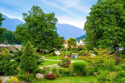 Rosengarten – Pension am Millstätter See – Urlaub in Kärnten