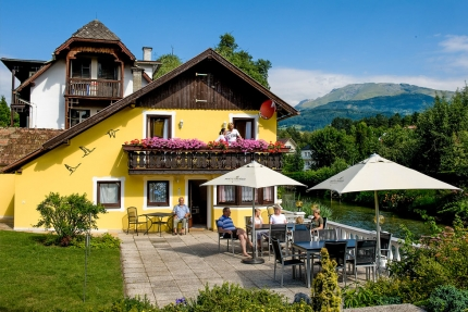 Ferienhaus – Pension am Millstätter See – Urlaub in Kärnten