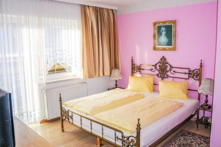 Doppelzimmer – Pension am Millstätter See – Urlaub in Kärnten