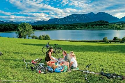 Radfahren am Millstätter See – Pension am Millstätter See – Urlaub in Kärnten
