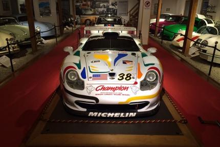 Porsche Museum Gmüd – Urlaub in Kärnten am See – Urlaub am Millstätter See – Pension Elisabeth