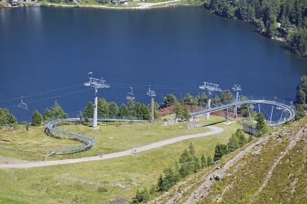 Nocky Flitzer – Urlaub in Kärnten am See – Urlaub am Millstätter See – Pension Elisabeth