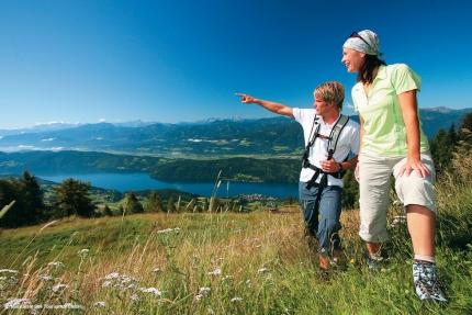 Wandern am Millstätter See – Urlaub in Kärnten am See – Urlaub am Millstätter See – Pension Elisabeth