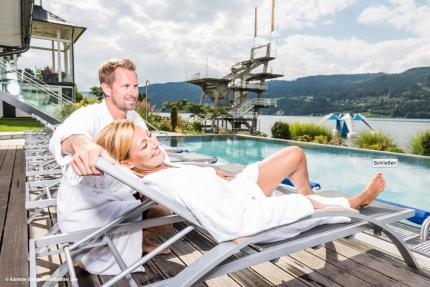 1. Kärnten Badehaus Millstatt – Urlaub am Millstätter See – Urlaub in Kärnten – Frühstückspension am See – Pension Elisabeth