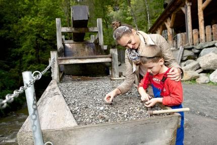 Granatium Radheim – Schürfgelände – Urlaub am Millstätter See – Pension Elisabeth – Frühstückspension in Kärnten am See