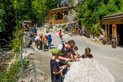 Granatium Radheim – Urlaub am Millstätter See – Pension Elisabeth – Frühstückspension in Kärnten am See