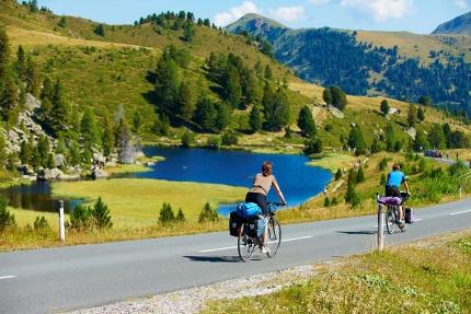 Nockalmstraße – Urlaub am Millstätter See – Pension Elisabeth – Frühstückspension in Kärnten am See