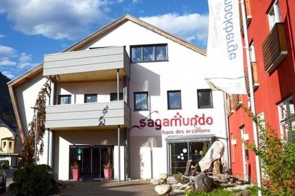 Sagamundo – Haus des Erzählens – Urlaub am Millstätter See – Pension Elisabeth – Frühstückspension in Kärnten am See