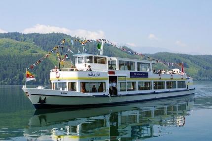 Millstätter See Schifffahrt – Urlaub in Kärnten am See – Pension Elisabeth – Frühstückspension am Millstätter See