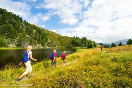 Wandern im Nationalpark Nockberge – Urlaub in Kärnten – Pension Elisabeth – Pension am Millstätter See