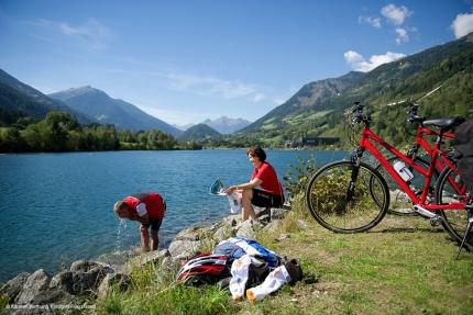 Radfahren – Urlaub in Kärnten – Pension Elisabeth – Pension am Millstätter See