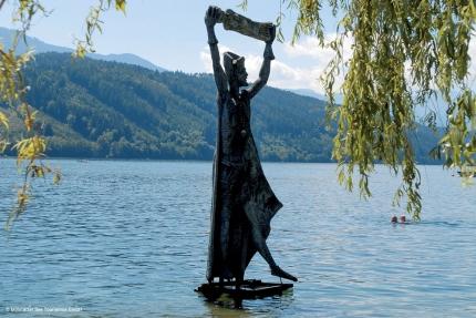 Statuenweg am Millstätter See – Urlaub in Kärnten – Pension Elisabeth – Pension am Millstätter See