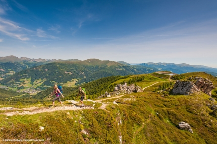 Wandern in den Nockbergen – Wanderurlaub in Kärnten – Frühstückspension am See – Pension Elisabeth