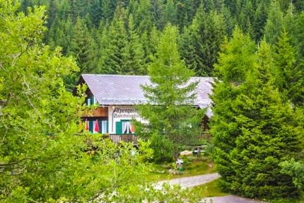 Hansbauerhütte – Wanderurlaub in Kärnten – Frühstückspension am See – Pension Elisabeth