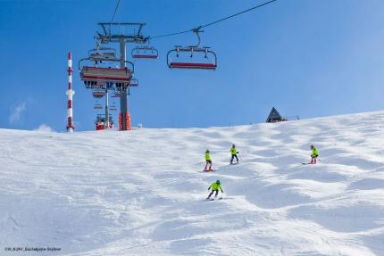 Skifahren am Sportberg Goldeck – Pension Elisabeth – Frühstückspension in Kärnten