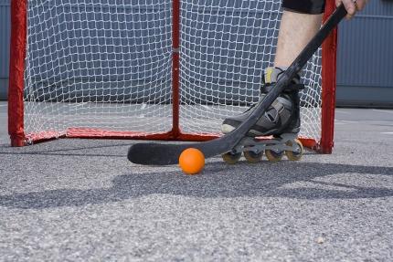 Streethockey am Millstätter See – Urlaub in der pension Elisabeth – Frühstückspension in Kärnten am See