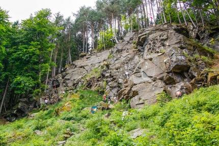 Peter-Santner-Klettersteig – Urlaub am Millstätter See – Frühstückspension Elisabeth