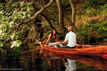 Ruderboot – Bootsverleih am Millstätter See – Urlaub in Kärnten am See – Pension Elisabeth