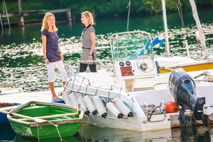 Motorboot – Bootsverleih am Millstätter See – Urlaub in Kärnten am See – Pension Elisabeth