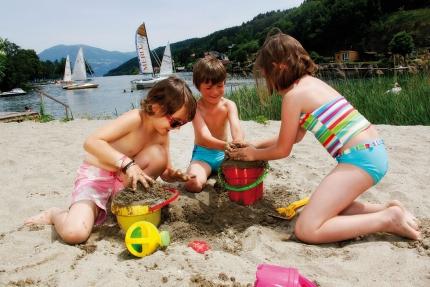 Sporthotel ROYAL X – Schwesterhotel der Pension Elisabeth – hauseigener Strand – Urlaub am Millstätter See – Urlaub in Kärnten am See
